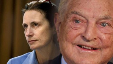 Meet Fiona Hill - The Soros Mole Aiming To Take Down Trump