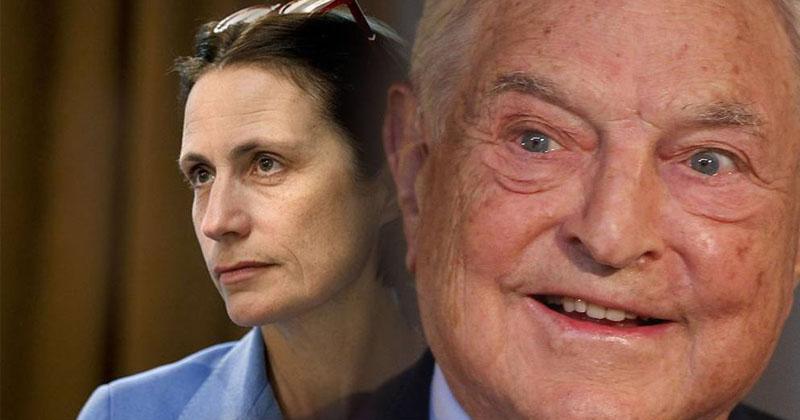 Flashback: Meet Fiona Hill - The Soros Mole Aiming To Take Down Trump