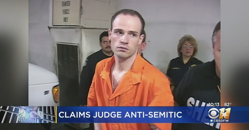 Child Abusing Murderer Randy Halprin Gets Stay of Execution After Accusing Judge of 'Antisemitism'