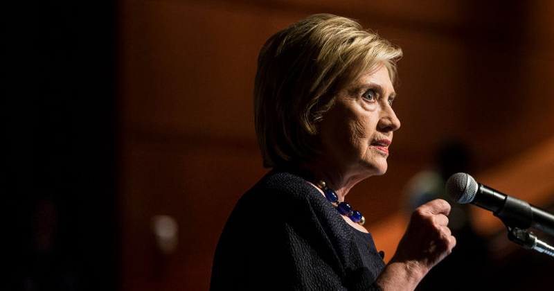 Democrats Were Asked Who They Would Vote For If Hillary Clinton Entered The Race…