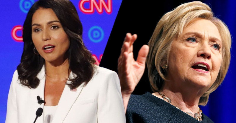 "NYT Quietly Edits Article: Now Claims Hillary Accused ""Republicans,"" NOT ""Russians,"" of Grooming Tulsi Gabbard"