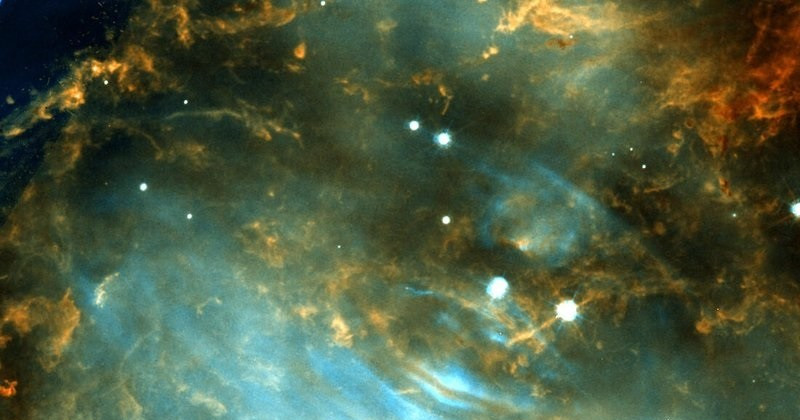 Hubble captures asteroid photobombing the Crab Nebula in incredibly-timed PHOTO