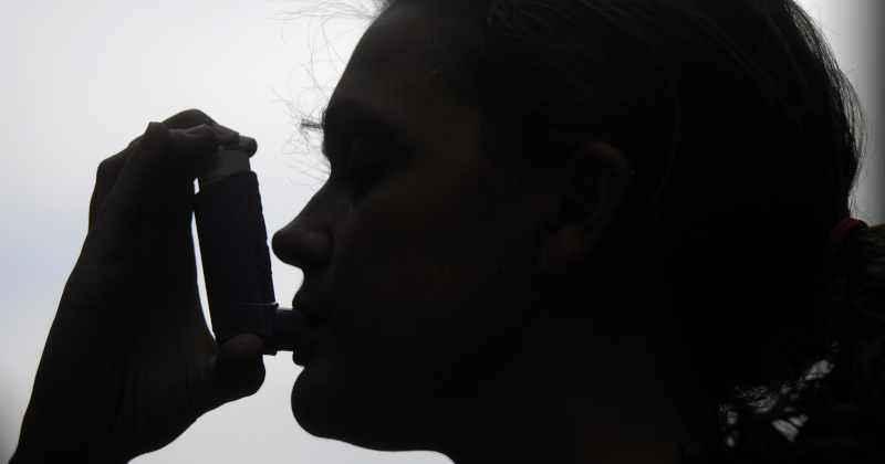 Study Blames People With Asthma For Climate Change