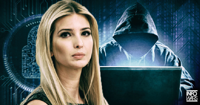 Ivanka Trump Touts Justice Department's Largest Child Porn Bust Ever