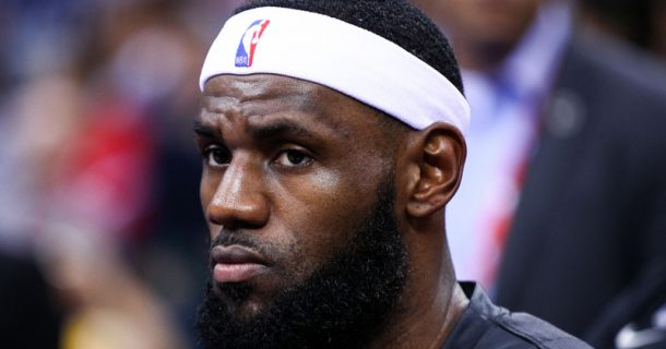 Watch Live - Lebron James Shows the NBA's True Colors: Chinese Communism