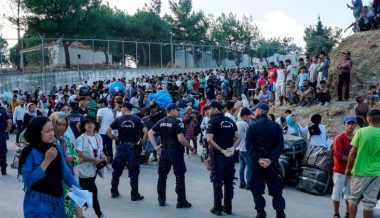 Asylum Applications in Europe Surge