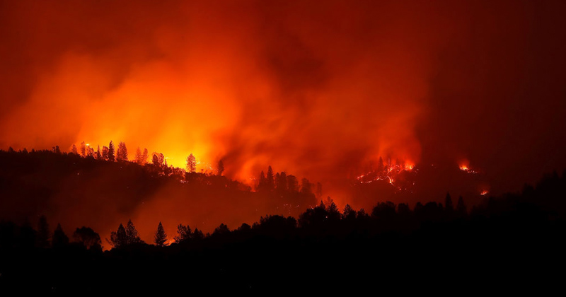 """California Faces 72 Hours Of Hell As """"Devil Winds"""" Turn The Current Wildfires Into Unstoppable Infernos"""