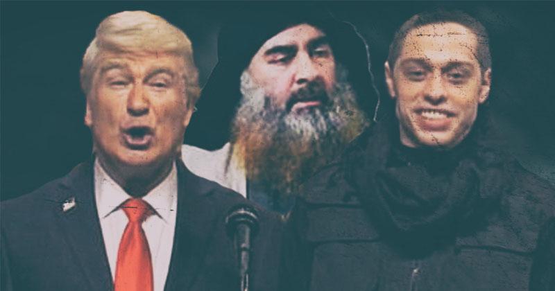 Al-Baghdadi Raid Forces Never Trumpers To Eat Crow