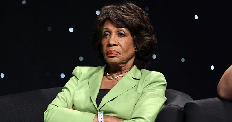 Mad Maxine: Trump Should Be Jailed & 'Placed in Solitary Confinement'