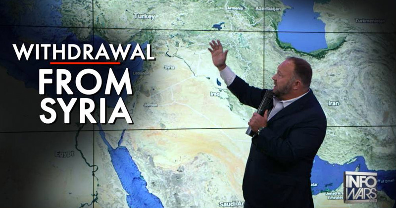 See The Strategic Withdrawal From Syria Laid Out