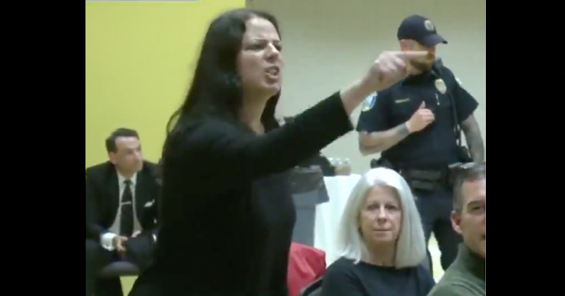 """Epic: Woman Confronts Beto at Town Hall: """"Bring it on! We're not taking your bullshit anymore"""""""