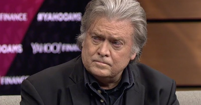 Report: Steve Bannon Set to Testify Against Roger Stone