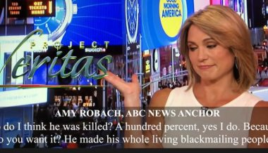 ABC News Anchor A
