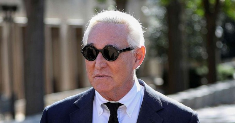 Jury in Roger Stone Trial Packed With Pro-Obama, Anti-Trump Jurors