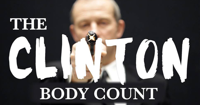 The Clinton Body Count