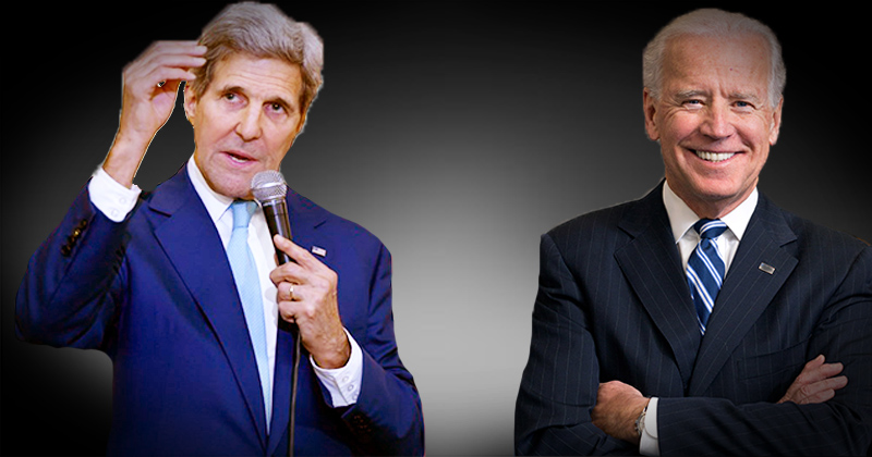 Ukrainian Docs Claim Millions Funneled To Biden And Kerry Families