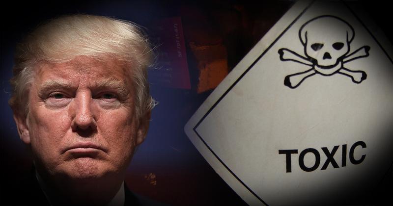 Flashback: Infowars Broke Secret Poisoning of Trump Years Ago