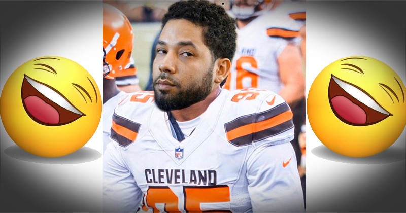 """Internet Calls NFL Player """"Smollett"""" For Claiming Racial Slur Caused Fight"""