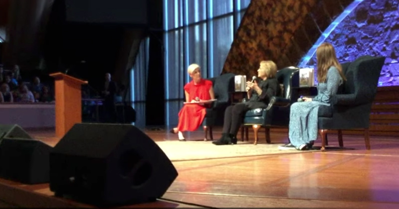 Hillary Confronted Face-to-Face in Austin, Texas