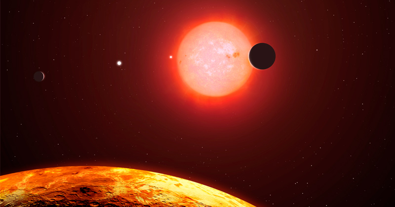 First study to combine 3-D climate modeling with chemistry refines which exoplanets are potentially habitable
