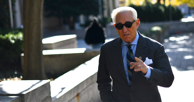 Jury Says Roger Stone Guilty of All Counts