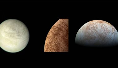 NASA Scientists Confirm Water Vapor on Europa