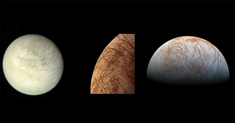NASA Scientists Confirm Water Vapor on Europa