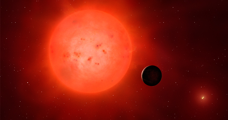 Astronomers Discover Planet So Close To Its Star, It Shouldn't Even Exist