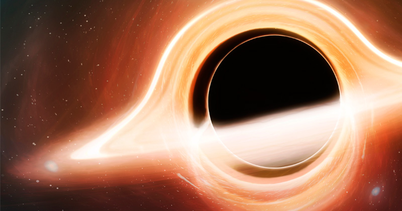 Planets around a black hole? Calculations show possibility of bizarre worlds