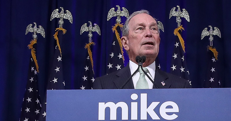 Bloomberg Journalists Demand Management Reverse Ban On Investigating Boss, Democratic Rivals