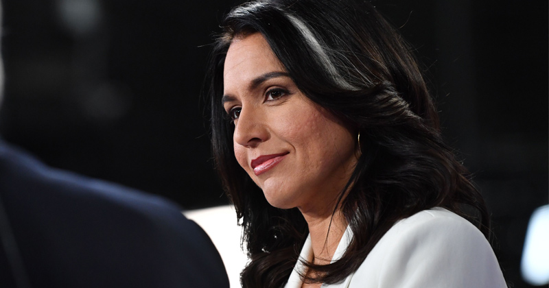 Tulsi Gabbard Isn't Letting Go Of Hillary Clinton's Russian Asset Accusations