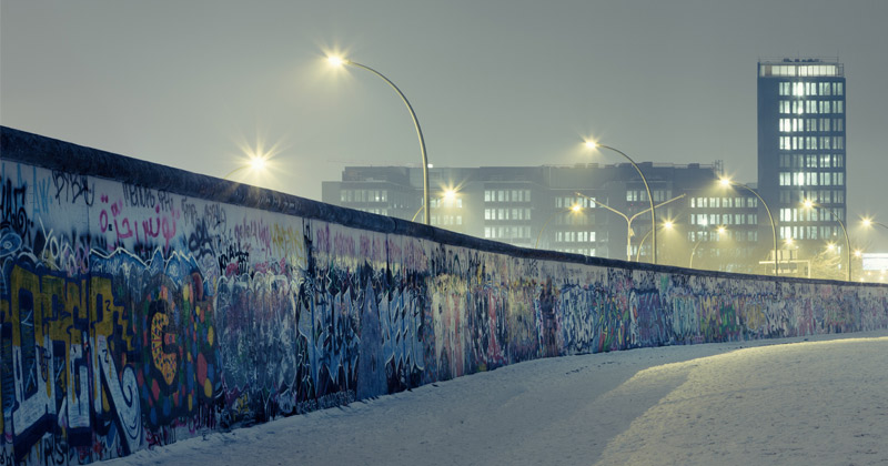 The Berlin Wall: Doomed by Economics