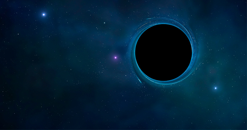 Scientists Say A Supermassive Black Hole Glitched, Inexplicably Turning Off and On Again