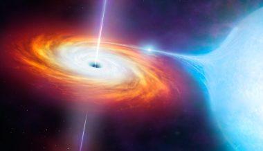 New theory explains how black holes shine bright