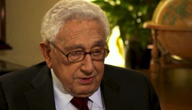 "Kissinger: Coming Conflict Between U.S. and China ""Will Be Worse Than World Wars"""