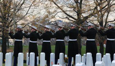 University Cancels Veterans Day 21-Gun Salute, Citing 'Gun Violence'