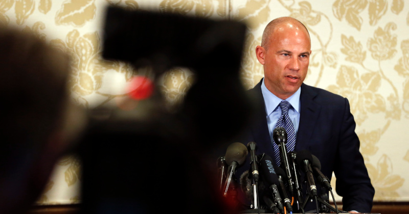 Feds Charge Avenatti With Wire Fraud in Nike Case