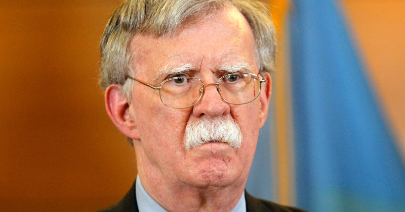 """John Bolton Teases Coming """"Backstory"""" In Cryptic Tweet"""