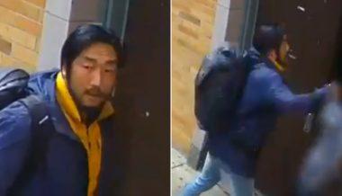 Watch: Man Punches Woman at Church