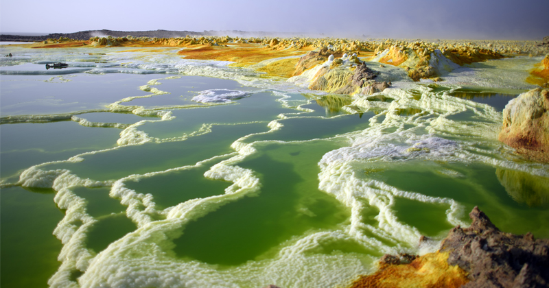 """Scientists Discover """"Dead Zone"""" Where No Life Exists"""