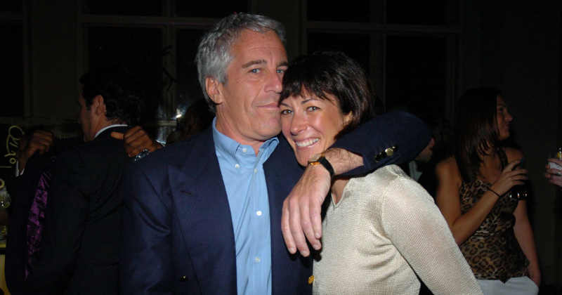 The Sun: Ghislaine Maxwell And Jeffrey Epstein Were 'Israeli Spies' Who Blackmailed Politicians, 'Ex-Handler' Claims