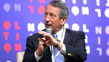 Trump GOP Rival Mark Sanford Drops Primary Challenge