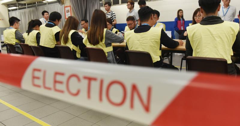 Hong Kong: Pro-Democracy Candidates Win Landslide Victory