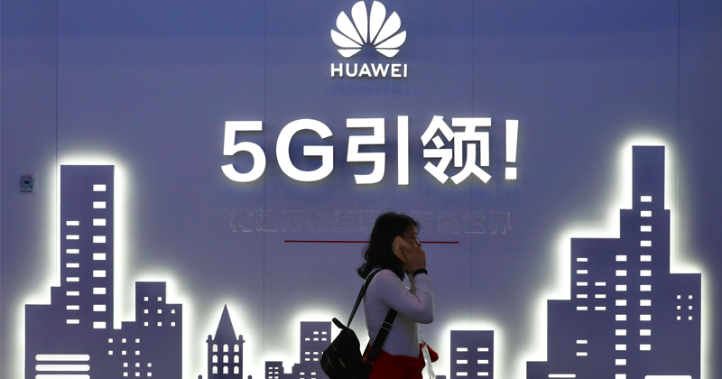 Washington Urges Taiwan to Stop Chip Sales to Huawei