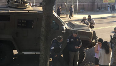 Leftists Freak Out After ICE 'Tank' Spotted In Queens