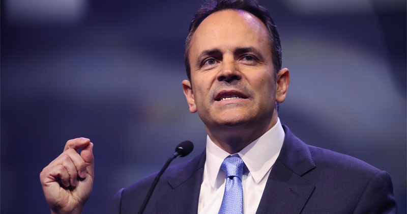 Kentucky Governor Holds Press Conference on Election Fraud
