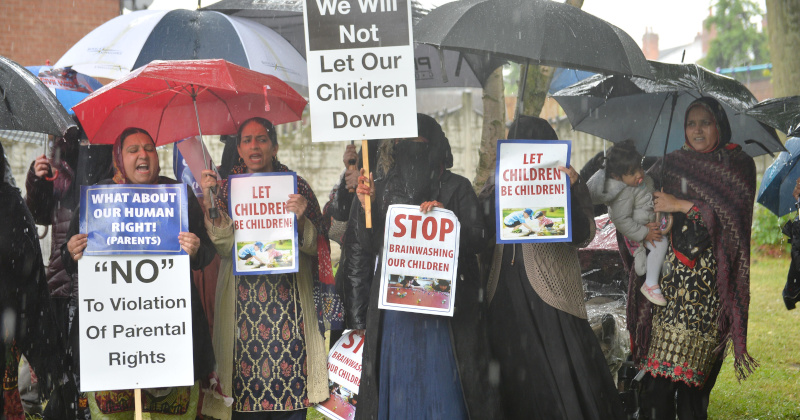 UK Court Bans Protests Against 'LGBT Curriculum' at Muslim-Dominated School