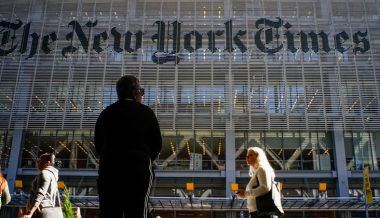 One-Third of Americans Don't Trust Media - Poll