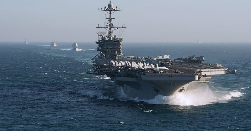 US Carrier Ready for Deployment as Other Five East Coast Carriers Remain Docked