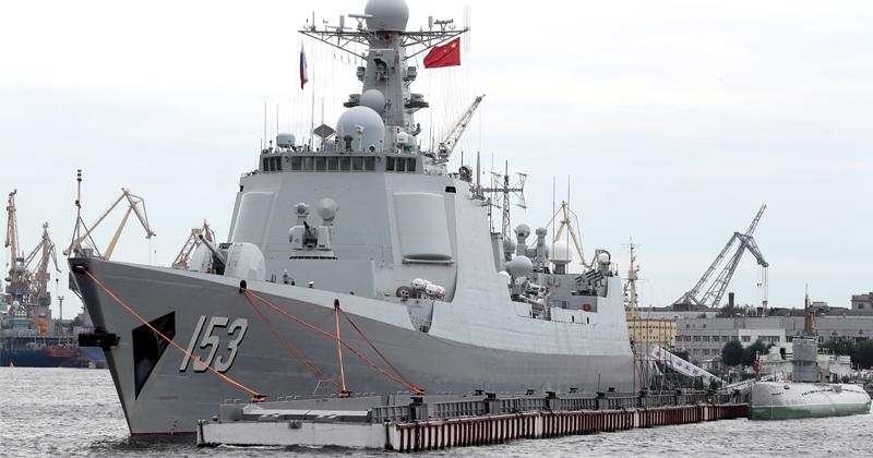 China's Anti-Ship Missiles Outclass Navy Radars - Report